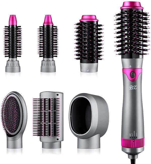 gifts for makeup artist hair styler 6 in 1
